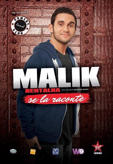 Malik Bentalha se la raconte 2014 [FRENCH] [DVDRiP]