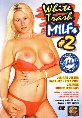 White Trash Milfs #2 Cover