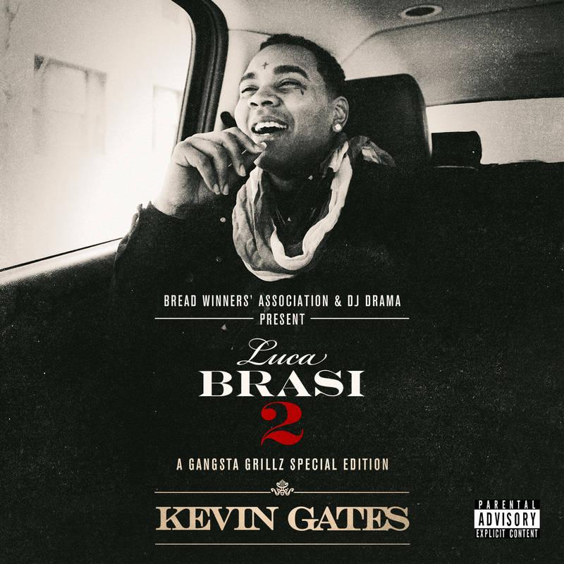 Kevin Gates - Luca Brasi 2: A Gangsta Grillz (2014)