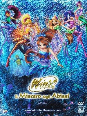Winx Club - Il Mistero Degli Abissi (2014) DVD5 Compresso ITA SUB