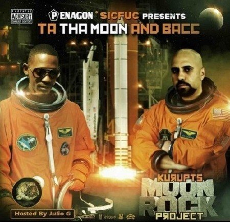 Kurupt - Moon Rock (2014) [Mixtape]