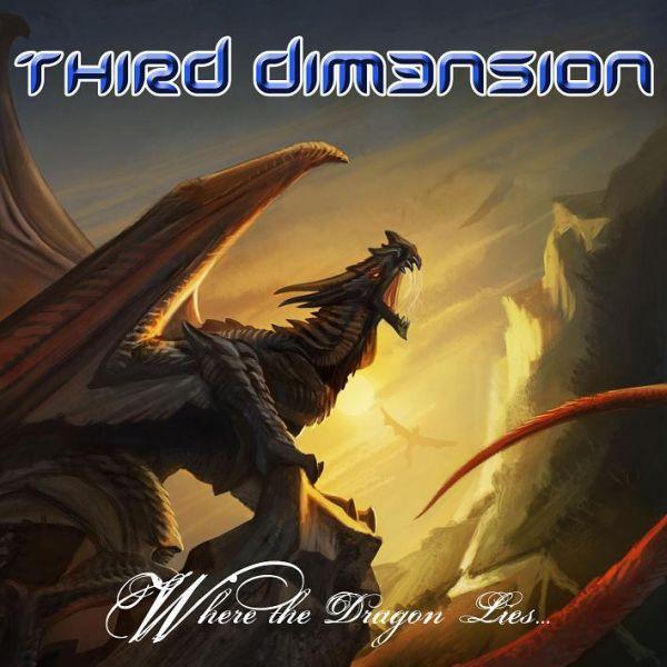Third Dim3nsion - Where the Dragon Lies... (2014) 7i7o7aes