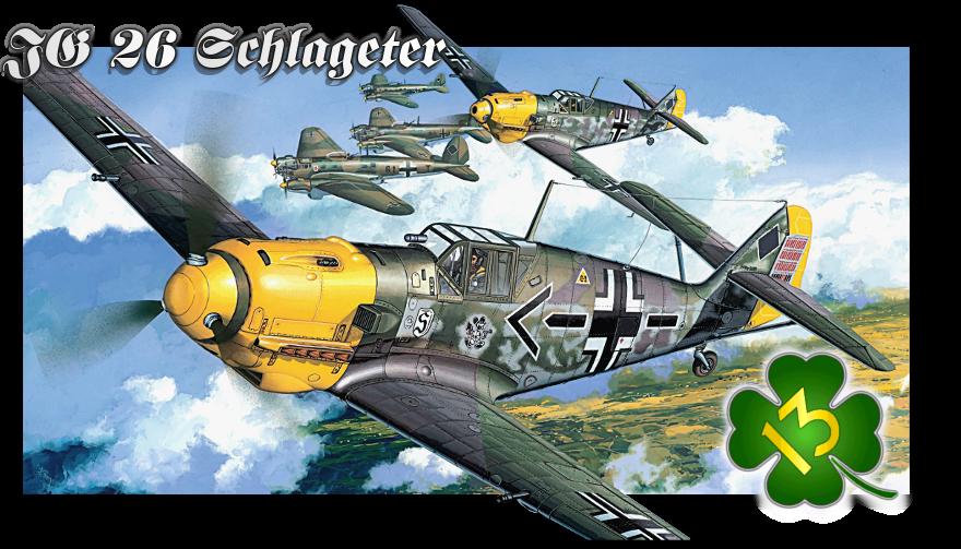 Stab JG 26 Schlageter