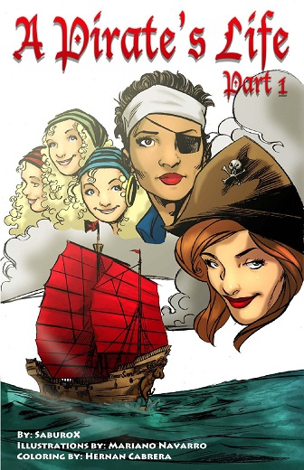 A Pirate's Life 1-3