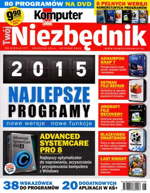 Komputer �wiat Tw�j Niezb�dnik (Niezb�dnik Extra) 2012+2013+2014+2015