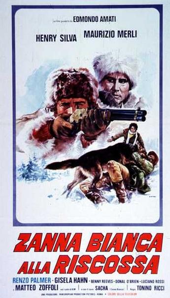 Zanna Bianca alla riscossa (1975) DVD9 Copia 1-1 ITA GER ENG SUB by B&S