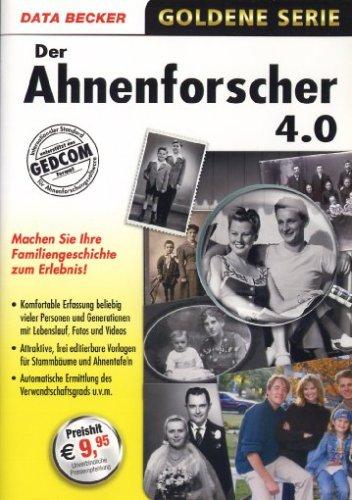 : Data Becker Der Ahnenforscher v4