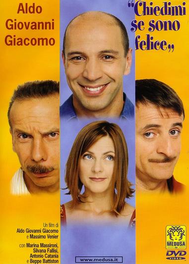 Chiedimi se sono felice (2000) DVD9 Copia 1-1 ITA SUBS