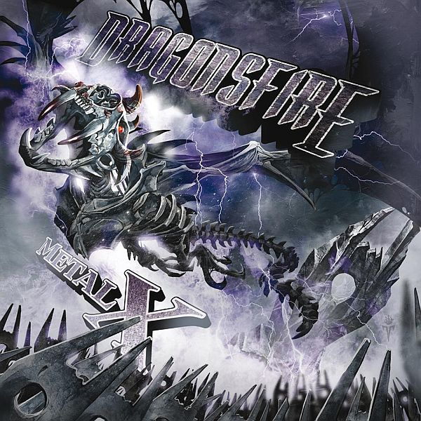 Dragonsfire - Metal X (2014) [EP] Hms2heti