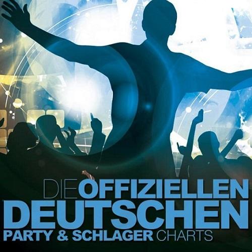 German Top 50 Party Schlager Jahrescharts 2014