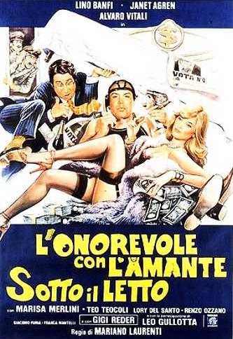 L'onorevole con l'amante sotto il letto (1981) avi DVDRIP AC3 - ITA by B&S
