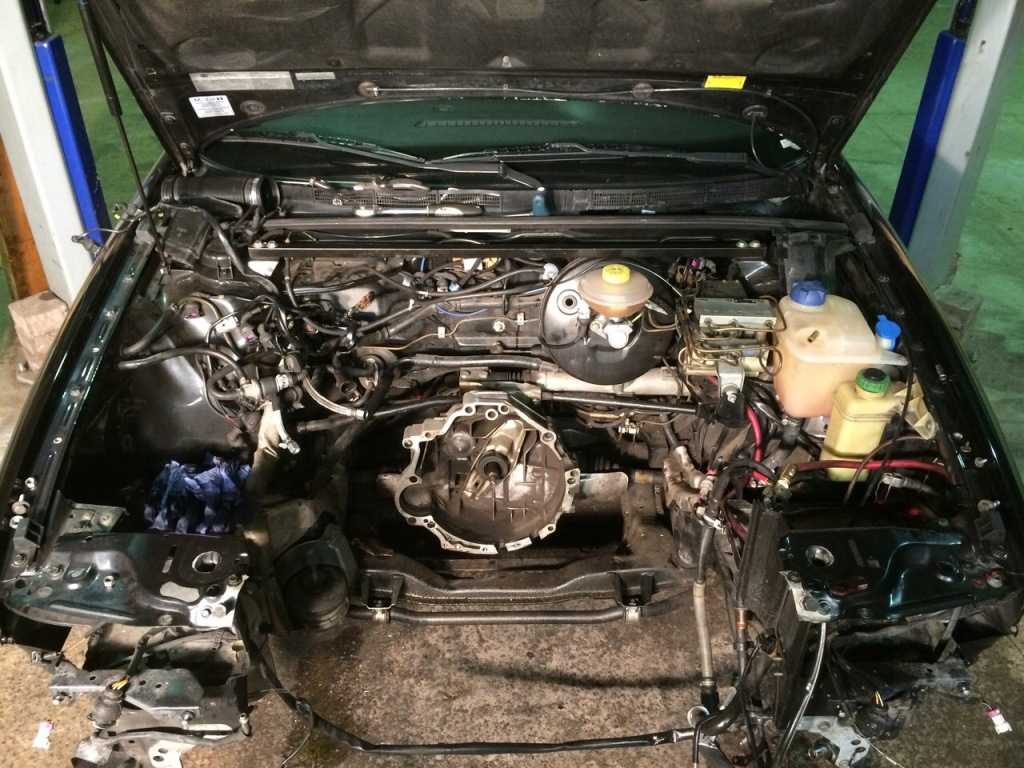 Audi 80 B4 Quattro Sedan With A V8 Engine S2forum