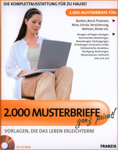 Musterbriefe Kondolenzschreiben : Office franzis musterbriefe ganz privat mygully