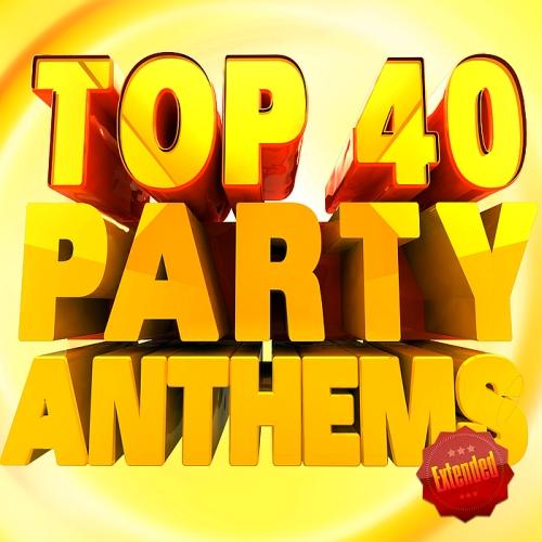 Top Club 40 - January (Twerk, Urban, Big Room) (2015)