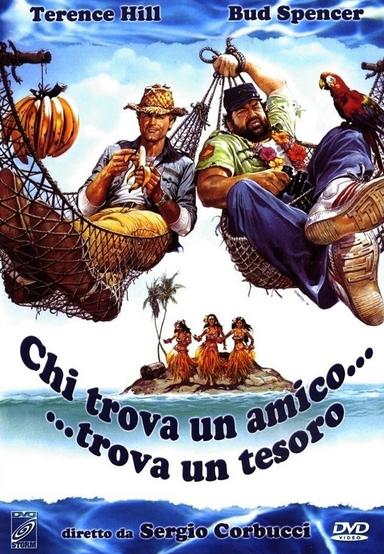 Chi trova un amico, trova un tesoro (1981) DVD5 Compresso ITA SUB by B&S