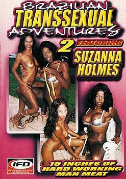 Brazilian Transsexual Adventures 2 Cover