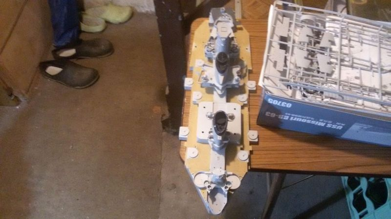 USS Missouri BB-63 / Trumpeter,  1:200 - Seite 2 Dpcrjoho