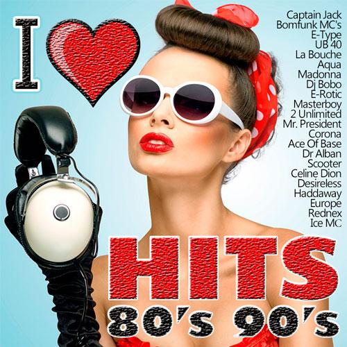 I Love Hits 80's 90s (2015)