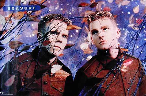 Erasure The Two Ring Circus Remixes