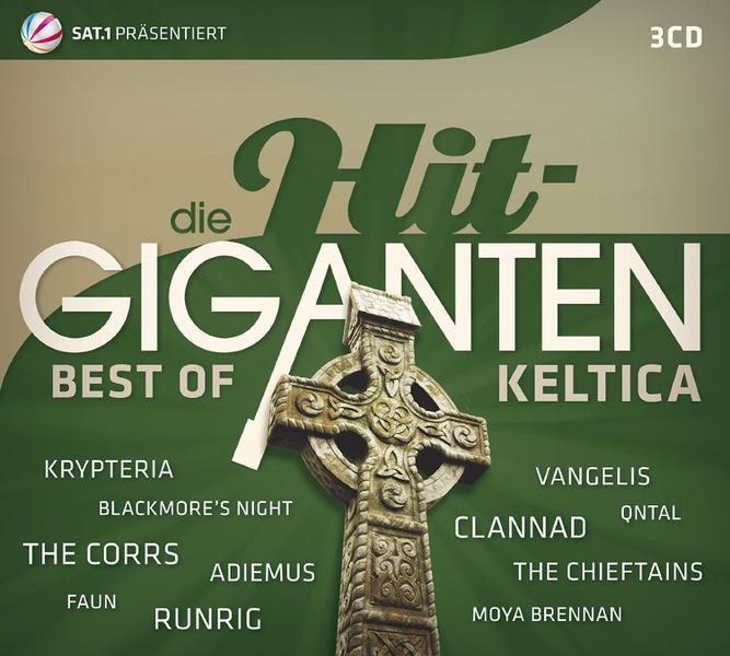 Die Hit Giganten - Best of Keltica