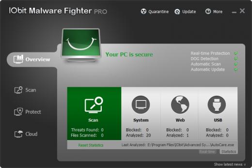download IObit.Malware.Fighter.4.Pro.v4.3.1.2873.Incl.Keygen-AMPED