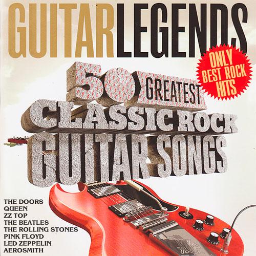 Mygully Com Rock 50 Greatest Classic Rock Guitar Songs