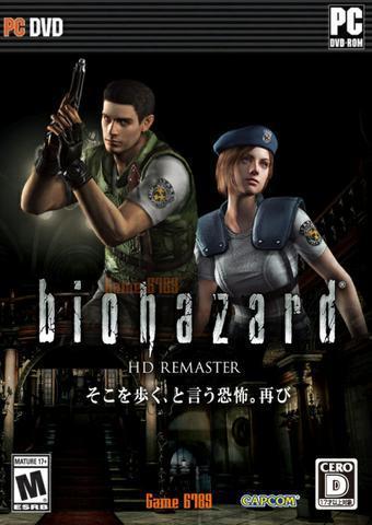 Resident.Evil.HD.Remaster-CODEX