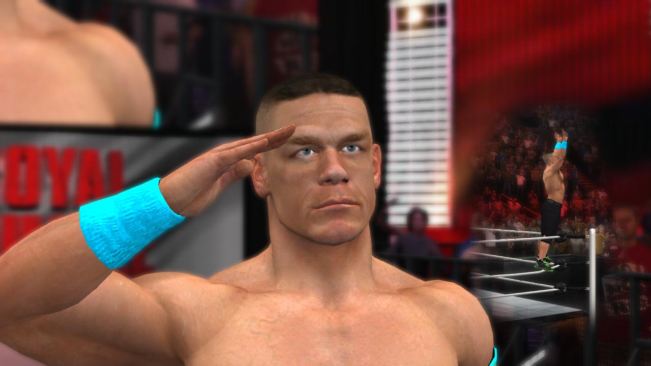 Modding] PS3 Mods: Reigns, Ambrose, Bryan, Axelmania