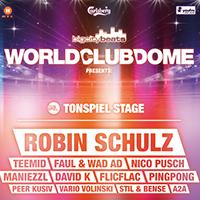 Bild zum Artikel: Robin Schulz & Friends bekommen eigene Stage im größten Club der Welt