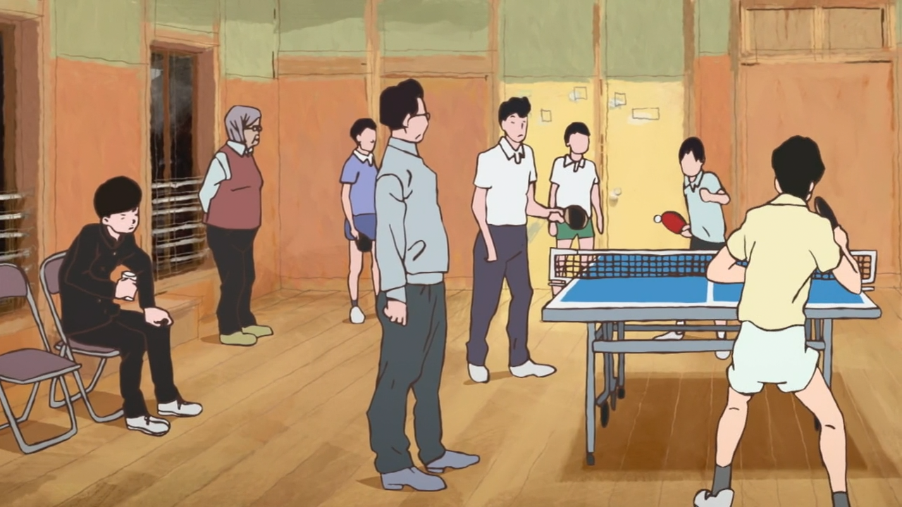 Ping Pong The Animation [Full] / Пинг-Понг [AniDUB] [Episode 1-11] [2014 / HDTVRip] [TV Anime]