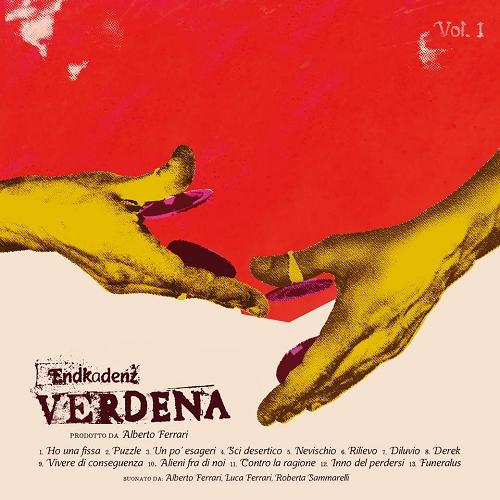 Verdena - Endkadenz Vol. 1 (2015)