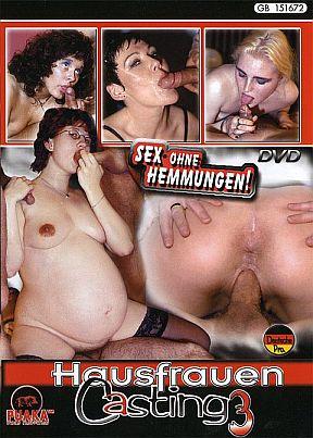 Hausfrauen Casting 3 Cover