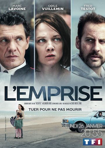 L'Emprise 2015 [FRENCH] [HDTV]
