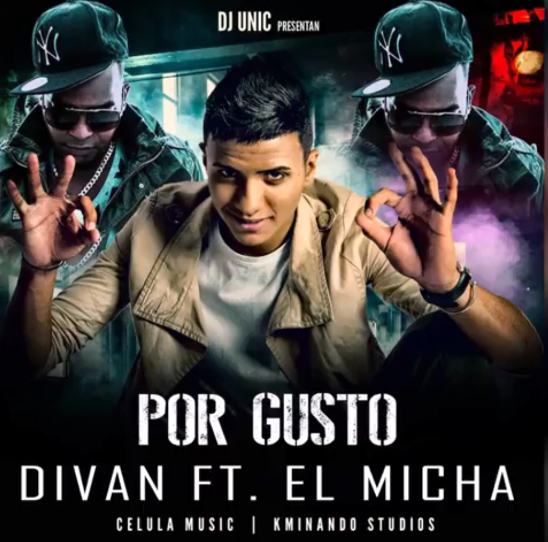 Divan ft el micha por gusto prod djunic celulamusic for Divan y chacal