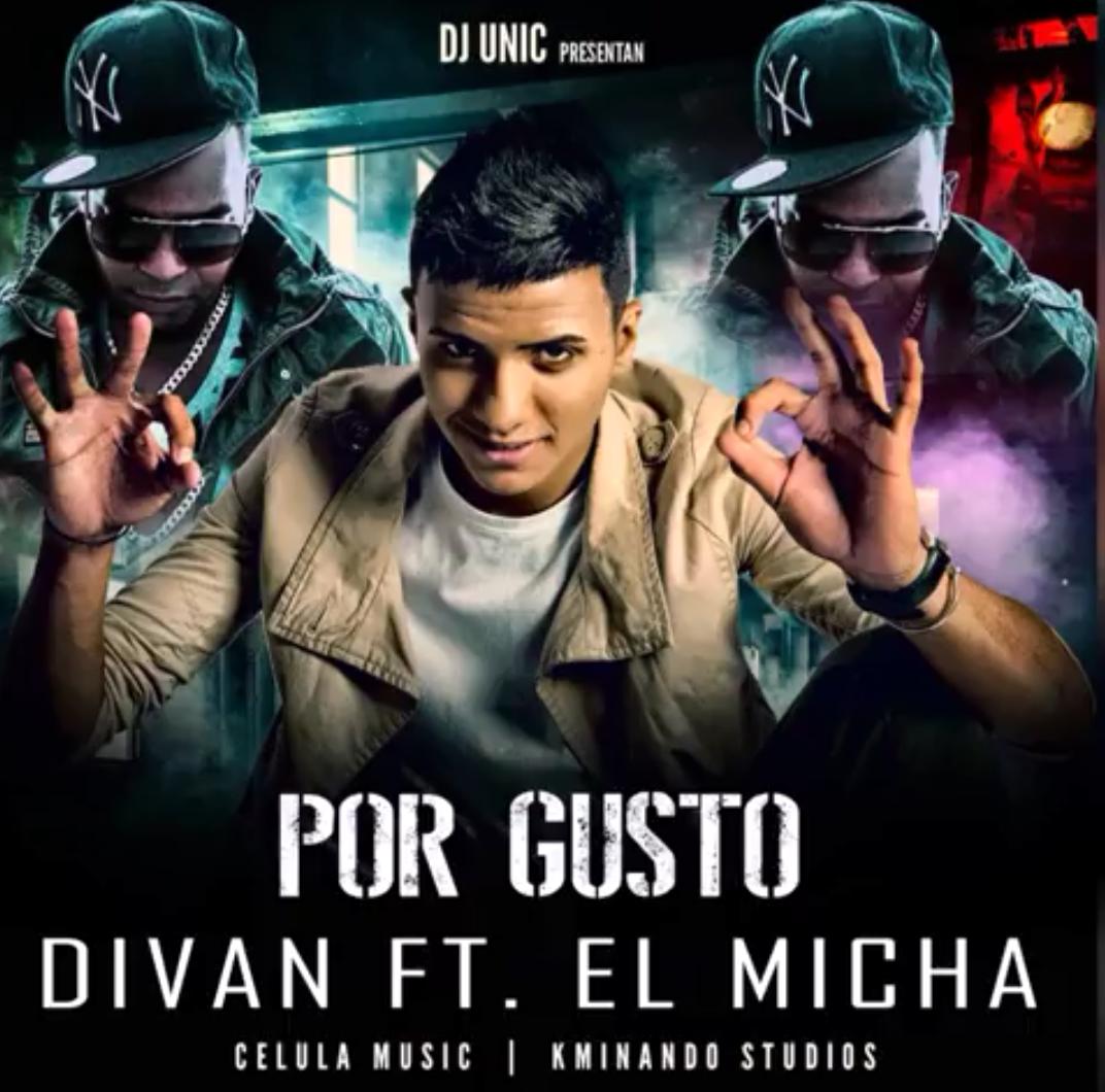 Divan ft el micha por gusto prod djunic celulamusic for Divan y chacal