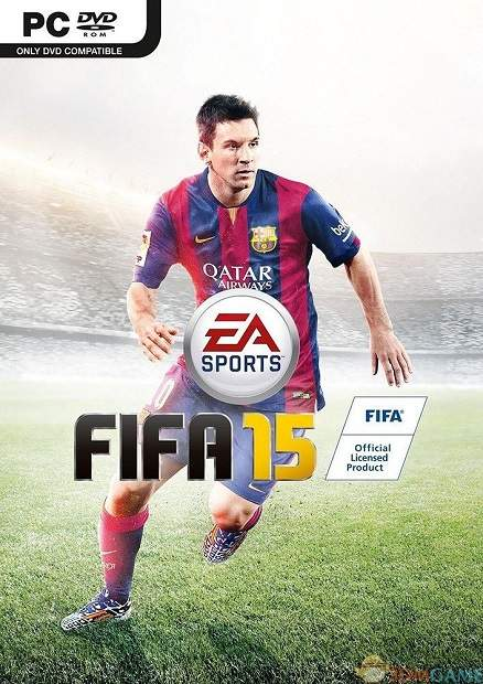 FIFA 15 PC Ultimate Team Edition with Up 4 Multi 15 Cracked  –  3DM