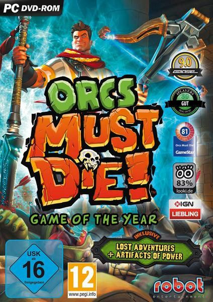 Orcs Must Die Game of The Year Edition – PROPHET