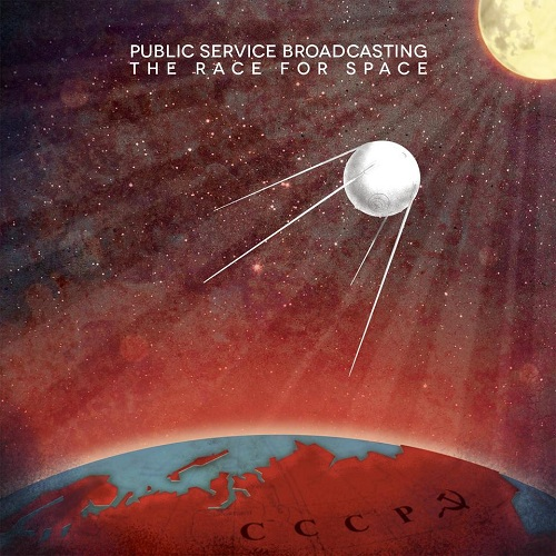 Public Service Broadcasting - The Race For Space (2015)