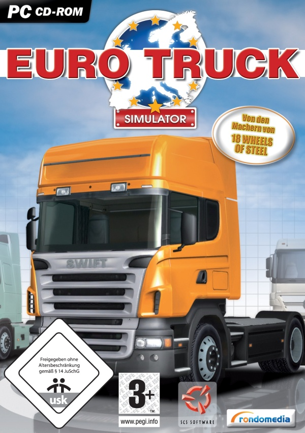 Euro Truck Simulator GERMAN – 0x0007