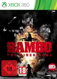 Rambo The Video Game PAL XBOX360 – iCON