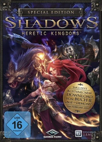 Shadows Heretic Kingdoms Book I Devourer of Souls MULTi4 – PLAZA