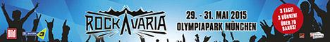 Rockavaria  Festival 2015