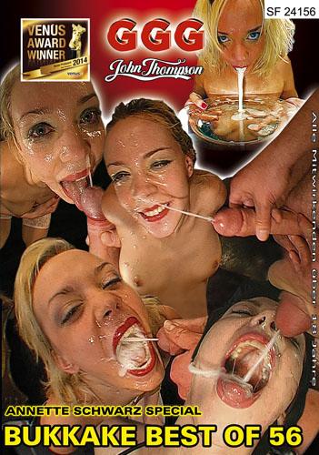 GGG - Annette Schwarz Special - Bukkake Best Of 56 - German Goo Girls (FullHD/2015)