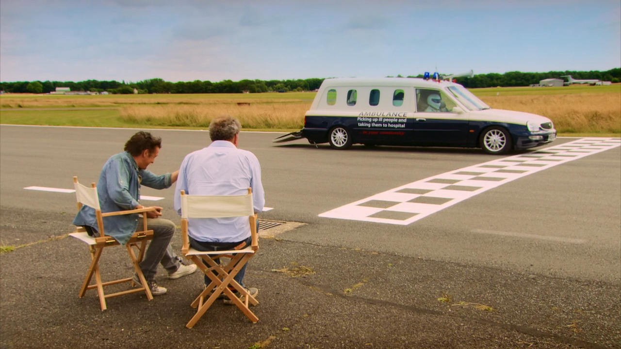 Top Gear / Топ Гир [720p] [AlexFilm] [Season 22 / Episode 3] [2015 / HDTVRip] [Sport / Comedy]
