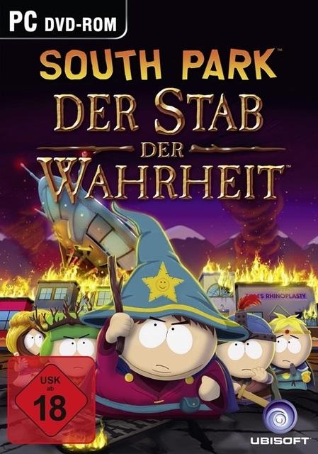 South Park Der Stab der Wahrheit incl DLCs GERMAN SUBBED – RFT
