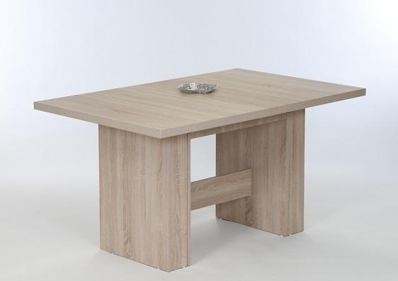 esstisch tobias san remo hell auszugstisch ausziehbar auf 300 cm tisch ebay. Black Bedroom Furniture Sets. Home Design Ideas