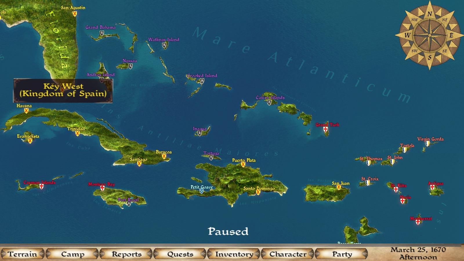 Огнем и мечом 2: На Карибы! / Caribbean! (2015) PC | Лицензия