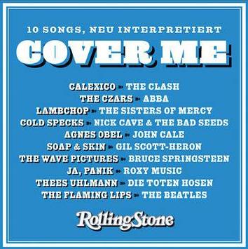 VA - Cover Me - Rolling Stone Rare Trax Vol. 91 (2015)
