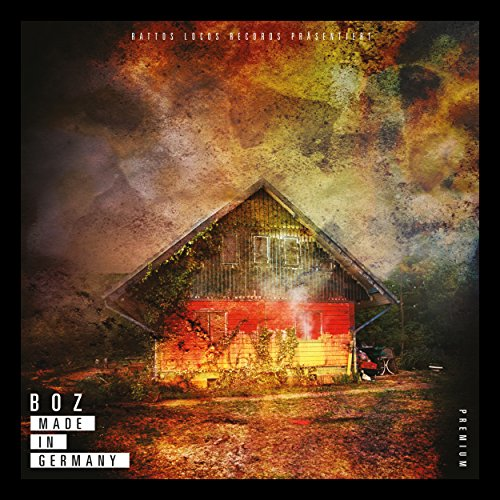 Boz - Made in Germany (Premium Edition) (2015)