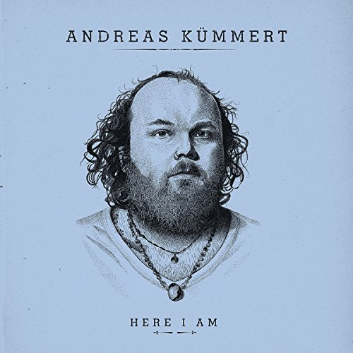 Andreas Kümmert - Here I Am (2014) [Deluxe Edition]
